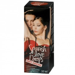 SPANISH LOVE GOTAS ESTIMULANTES 30ML