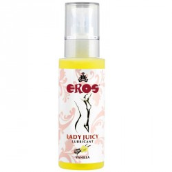 EROS LADY JUICY LUBRICANTE VAINILLA 125ML