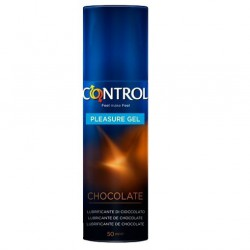 LUBRICANTE CONTROL 50ML CHOCOLATE