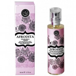 SECRETPLAY AFRODITA PERFUME SENSUAL FEMENINO 50 ML