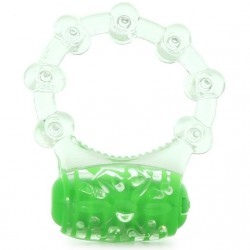 SCREAMING O COLOR POP QUICKIE ANILLO VERDE