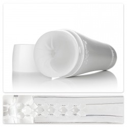 MASTURBADOR FLIGHT BLANCO BY FLESHLIGHT