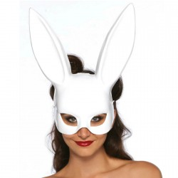 LEG AVENUE MASQUERADE RABBIT BLANCO