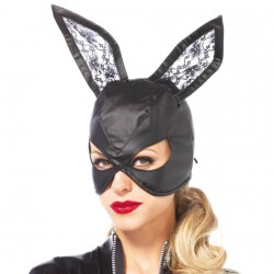 LEGAVENUE LEATHER MASCARA BUNNY