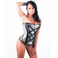 QUEEN CORSET FLINT TALLA XL