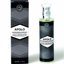 SECRET PLAY APOLO PERFUME DE HOMBRE CON FEROMONAS