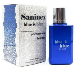 PERFUME CON FEROMONAS HOMBRE SANINEX BLUE IS BLUE