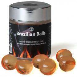 BRAZILIAN BALLS WARMING EFFECT 6 UNIDADES