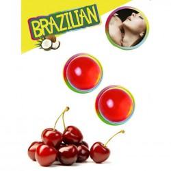BRAZILIAN BALLS CEREZA SET 2 BOLAS