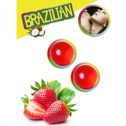 BRAZILIAN BALLS FRESAS SET 2 BOLAS