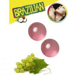 BRAZILIAN BALLS UVA SET 2 BOLAS