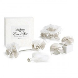 BIJOUX HAPPILY EVER AFTER FELICES PARA SIEMPRE /BLANCO