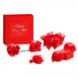BIJOUX HAPPILY EVER AFTER FELICES PARA SIEMPRE /ROJO