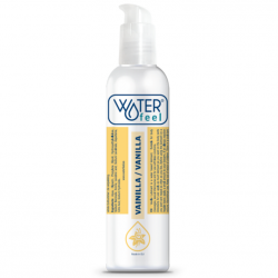 WATERFEEL LUBRICANTE VAINILLA 150ML ES EN IT NL FR DE