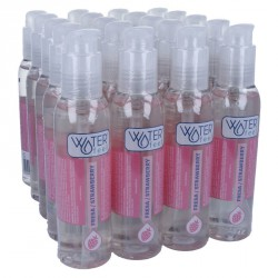 WATERFEEL LUBRICANTE FRESA 150ML CAJA 20 UDS