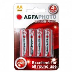 AGFAPHOTO SET 4 PILAS AA