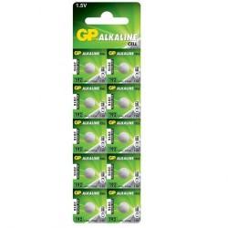 GP PILA ALCALINA 192 LR41 AG3 1,5V BLISTER*10