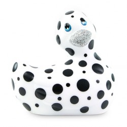 I RUB MY DUCKIE 2.0 | PATO VIBRADOR (WHITE & BLACK)