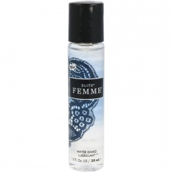 WET ELITE FEMME LUBRICANTE BASE AGUA 30 ML