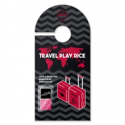 ARIA TRAVEL PLAY JUEGO DADOS ES/EN/PT/DE/IT/FR