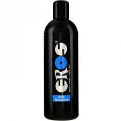 EROS AQUA SENSATIONS LUBRICANTE BASE AGUA 1000 ML