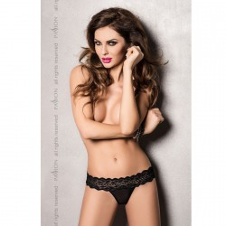 KALYPSO PANTY NEGRO BY PASSION L/XL