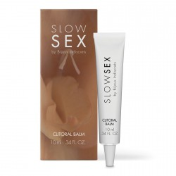 SLOW SEX BALSAMO ESTIMULANTE PARA CLITORIS 10 ML