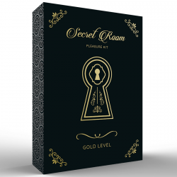 SECRETROOM PLEASURE KIT GOLD NIVEL 1