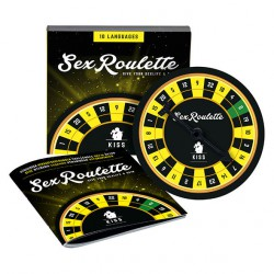 SEX ROULETTE KISS (NL-DE-EN-FR-ES-IT-PL-RU-SE-NO)