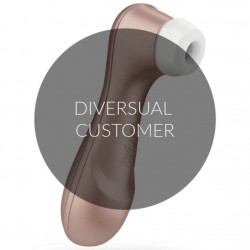 DIVERSUAL SATISFYER PRO2NG